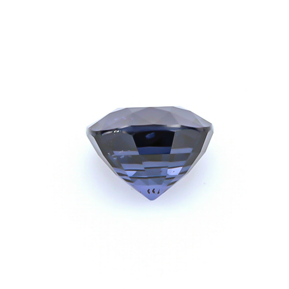 Natural Unheated Blue Sapphire Cushion Shape 4.31 Carats With GIA Report