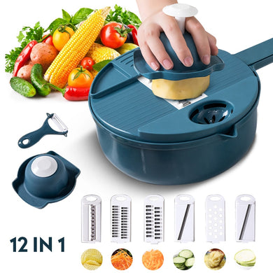 12 in 1 Vegetable Cutter
