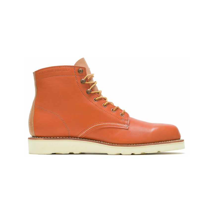 Original Wedge 1000 mile X Detroit Denim Men's - Orange
