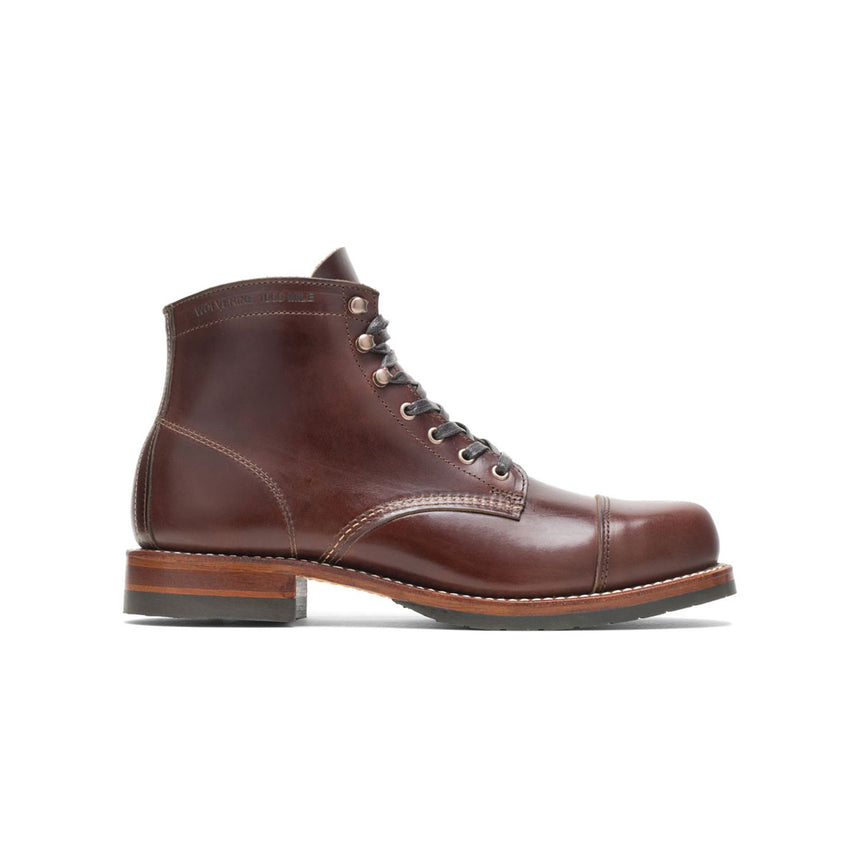 "1000 Mile Cap-Toe 6"" Boot Men's - Brown"