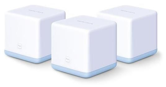 TP-Link Whole-Home Mesh Wi-Fi Unit ,Halo S12 (3-pack)