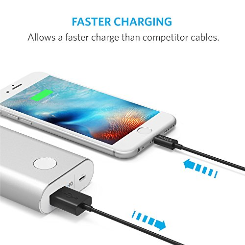 Anker Premium 3ft USB Cable with Lightning Connector