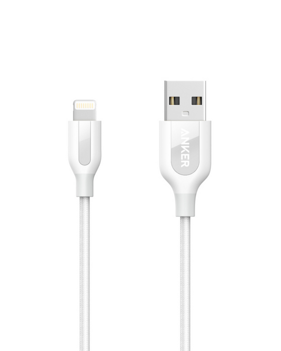 Anker PowerLine+ With  Lightning Connector 3 FT