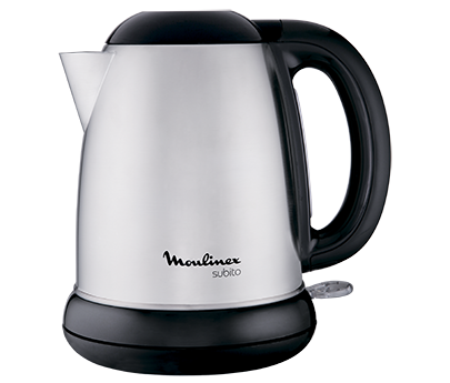 MOULINEX KETTLE BY54 - 1.7 L CAPACITY - 2400 W - AUTO SHUT-OFF - STAINLESS