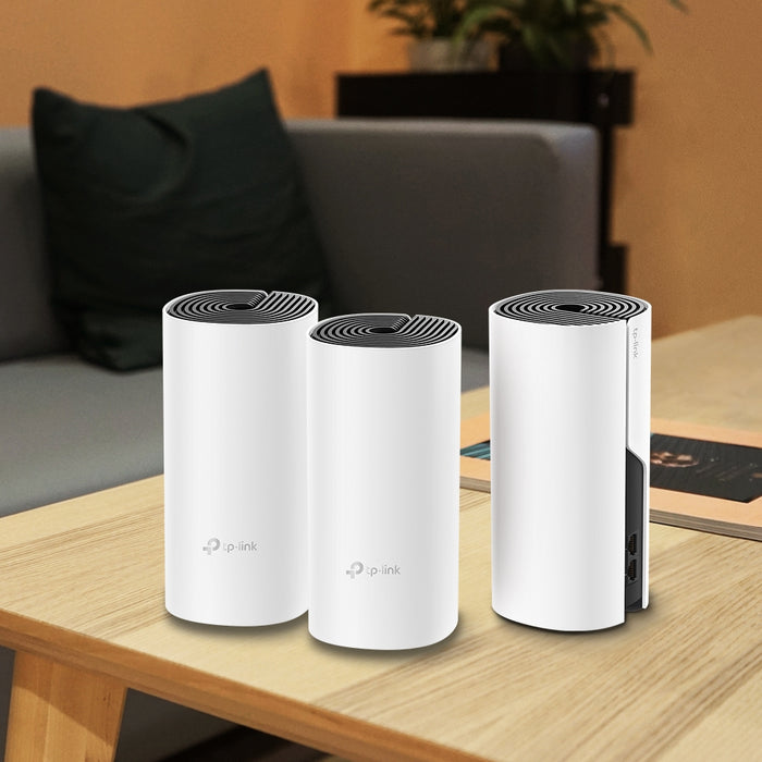 TP-Link Whole Home Mesh Wifi System-Deco M4 AC1200 (3-Pack)