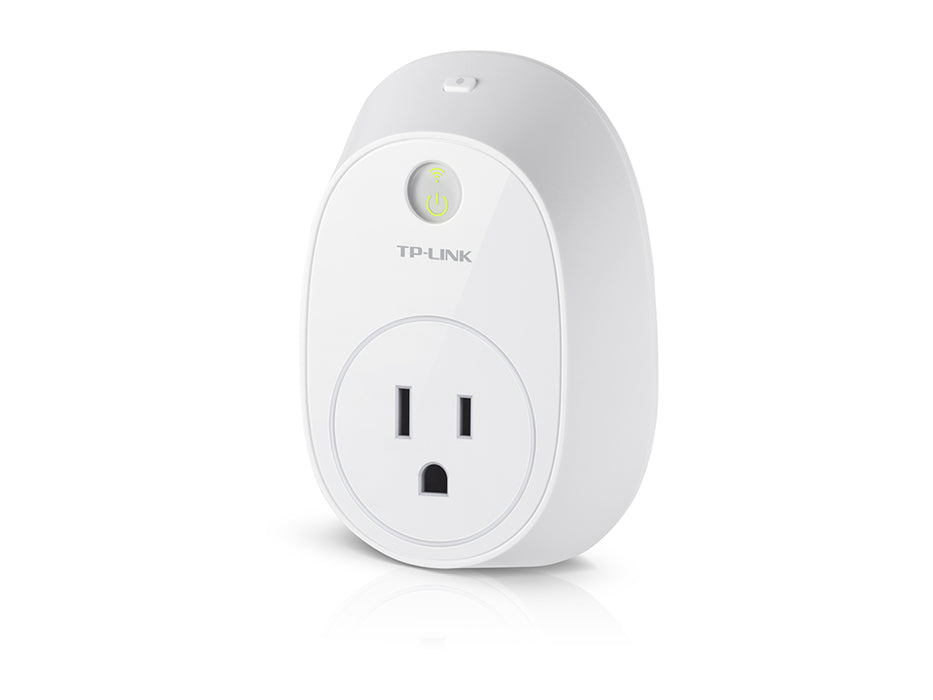 TP-Link Kasa Smart Wi-Fi Plug with Energy Monitoring-HS110