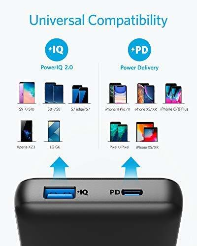 Anker PowerCore Metro Essential 20000 PD Black