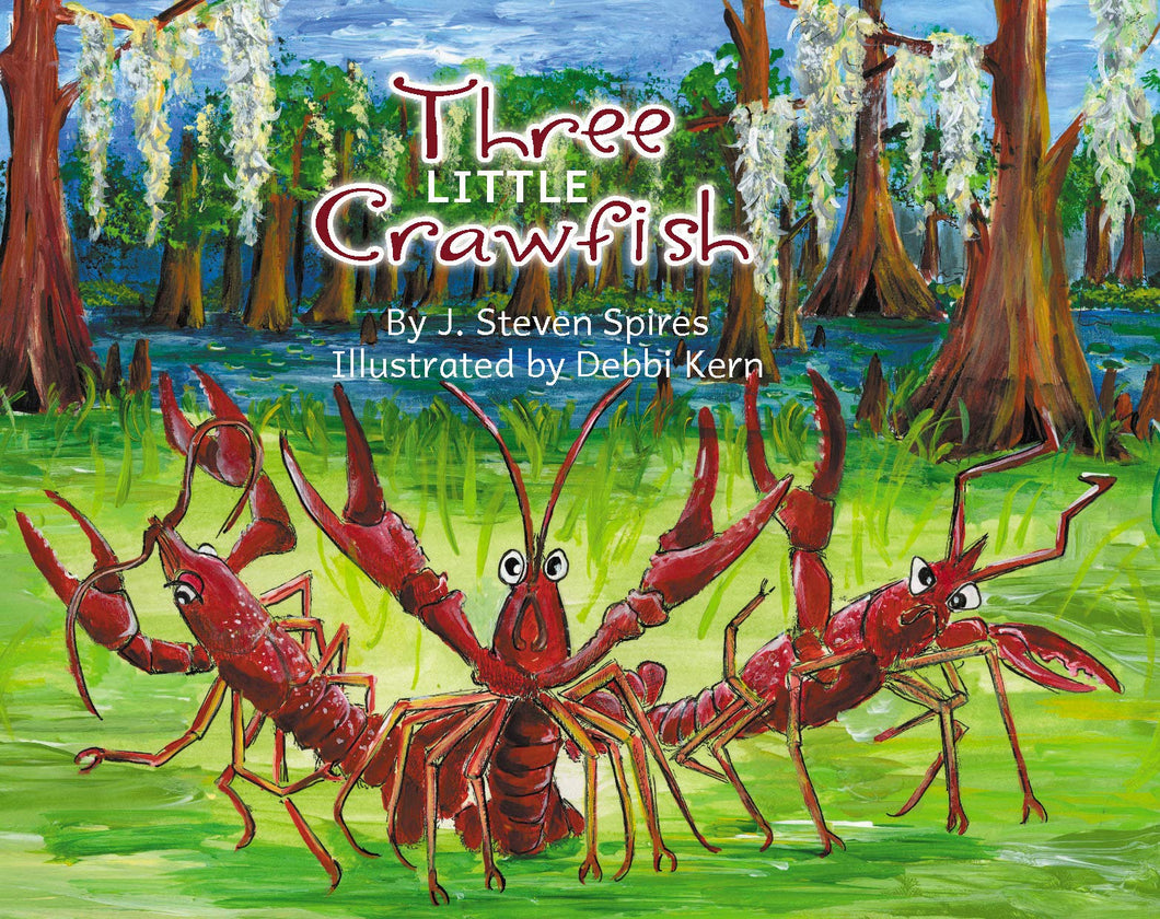 Three Little Crawfish