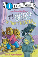 Load image into Gallery viewer, Berenstain Bears and the Ghost of the Theater