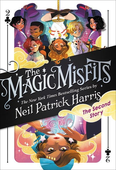 Magic Misfits: The Second Story
