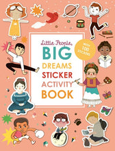 Load image into Gallery viewer, Little People, Big Dreams Sticker Activity Book: With 100 Stickers