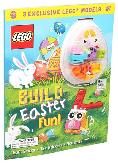 Lego(r) Iconic: Build Easter Fun