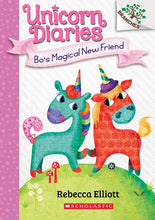 Load image into Gallery viewer, Bo's Magical New Friend: A Branches Book (Unicorn Diaries #1), 1