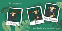 Load image into Gallery viewer, Little Naturalists: Jane Goodall Is a Fr