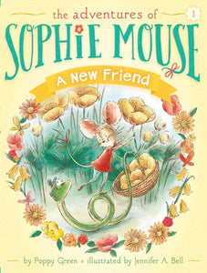 Sophie Mouse: New Friend, Volume 1