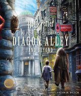 Harry Potter: A Pop-Up Guide to Diagon Alley and Beyond