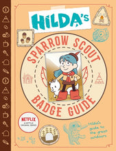 Load image into Gallery viewer, Hilda's Sparrow Scout Badge Guide