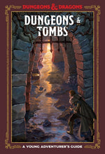 Load image into Gallery viewer, Dungeons & Tombs (Dungeons & Dragons): A Young Adventurer's Guide