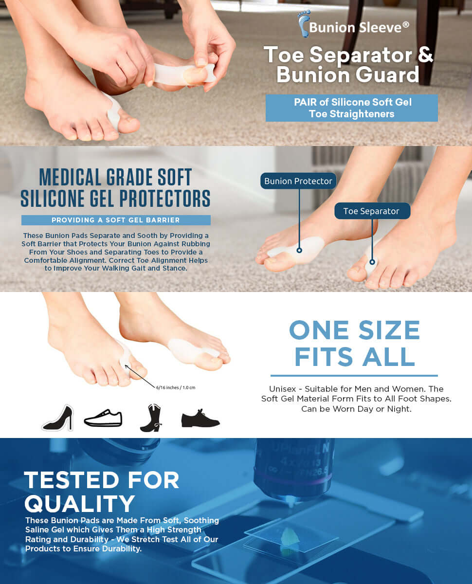 bunion guards