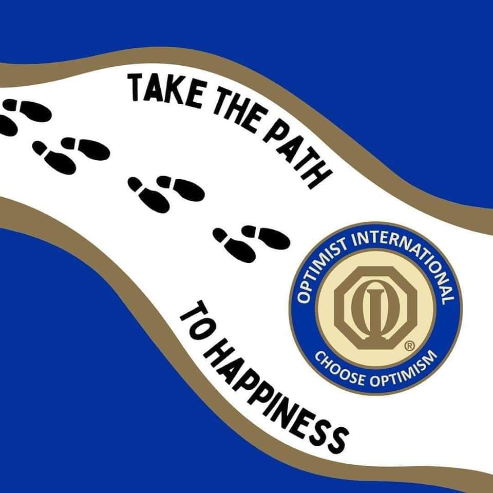 Happy Optimist International Day of Happiness!