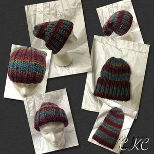 Warm Up Cornwall Winter Hat