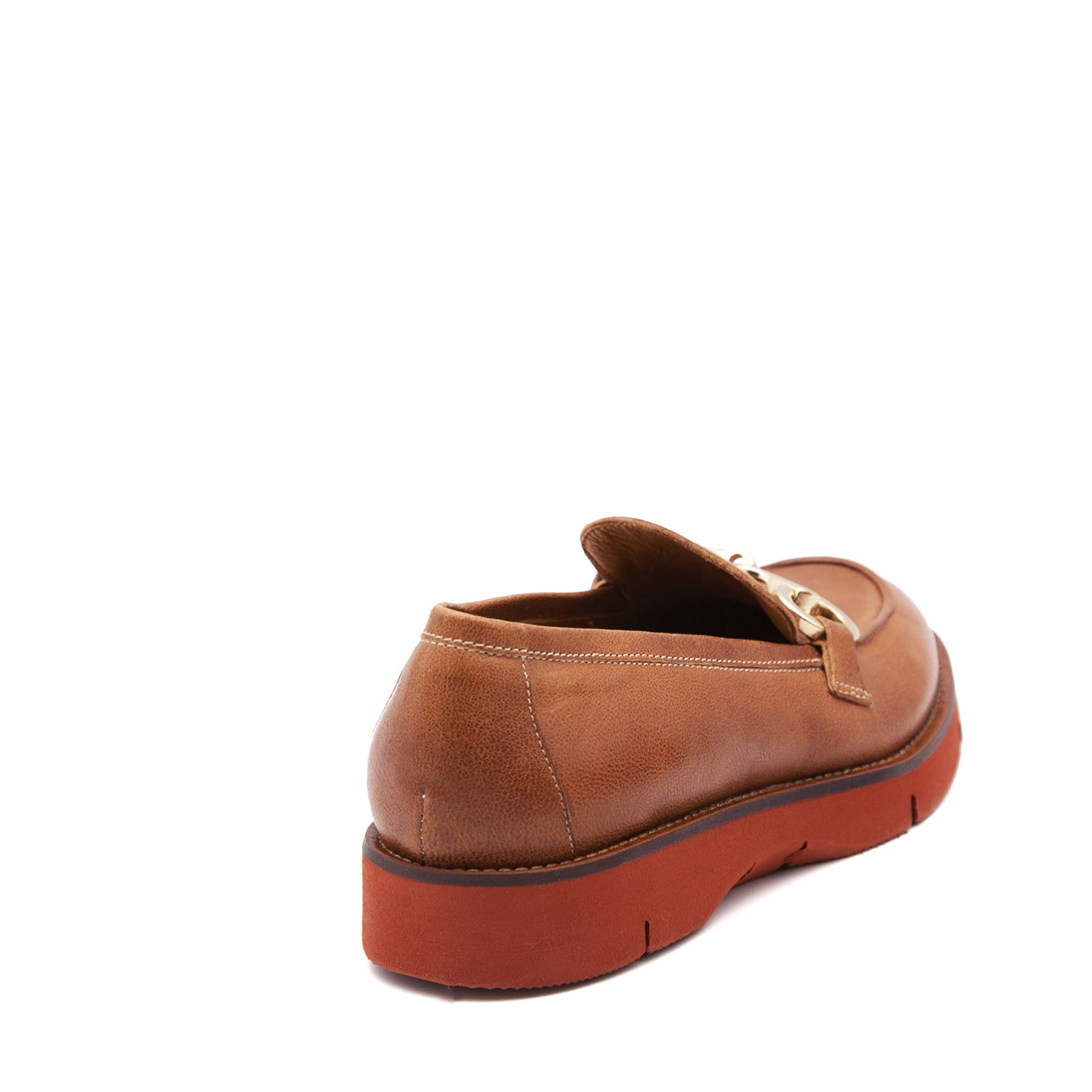 Navy blue loafers