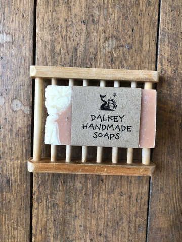 Dalkey Handmade Grapefruit & Bergamot soap - The Jute Basket