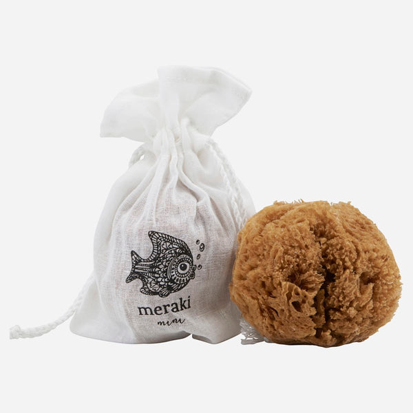 Meraki Mini Sponge - The Jute Basket