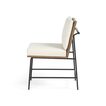 Load image into Gallery viewer, Cairo Dining Chair (Savile Flax)