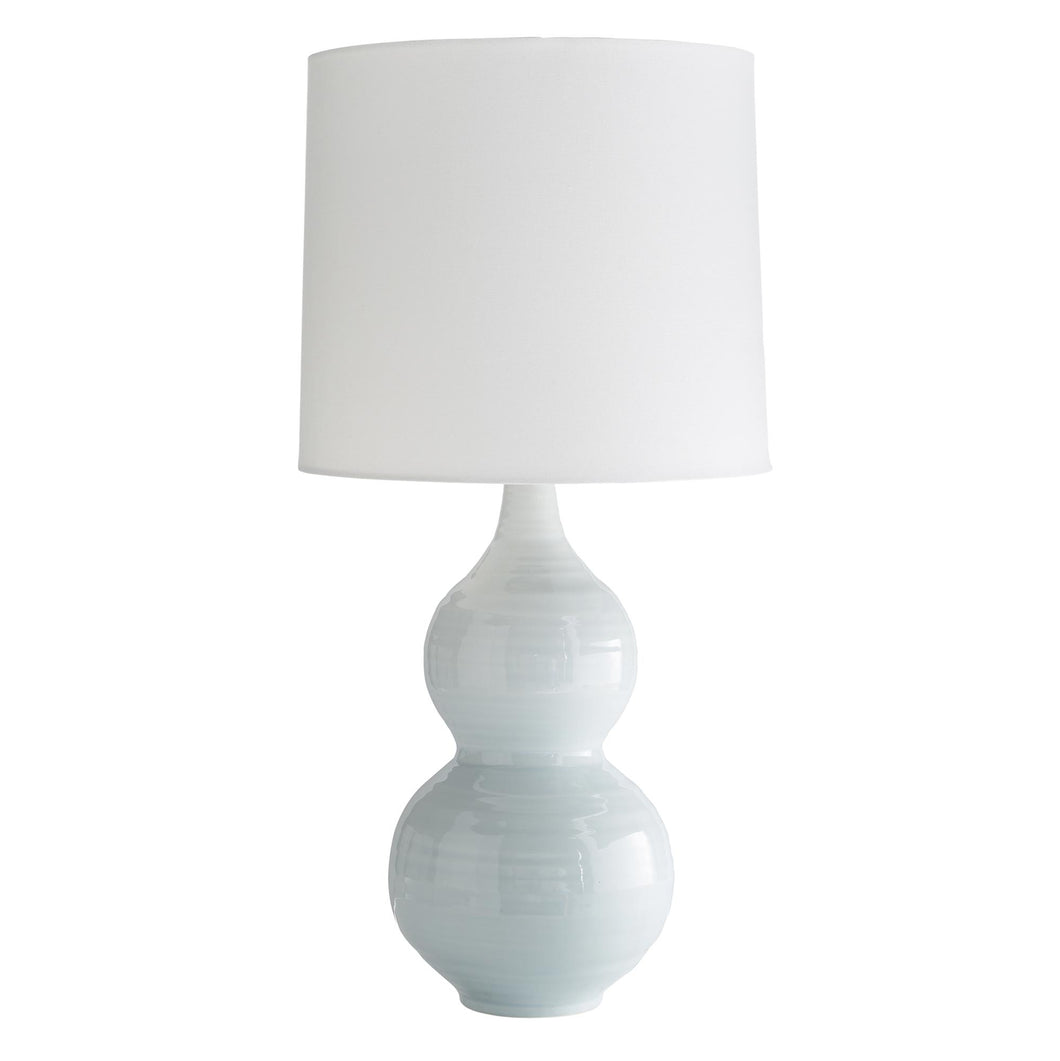 Laticia Lamp (Ice Blue)