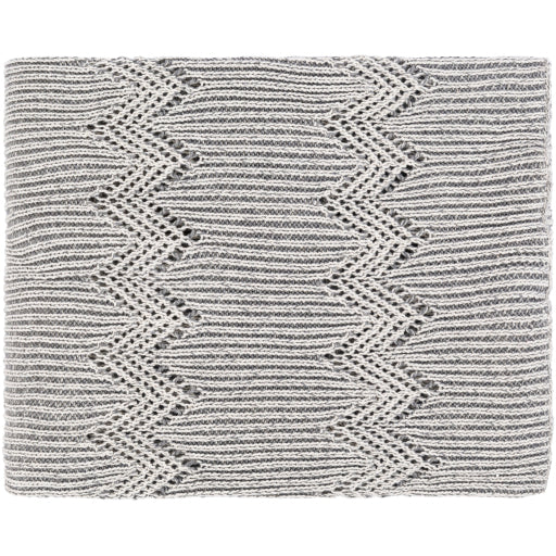 Kianna Knitted Throw