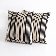 Load image into Gallery viewer, Rigid Striped Pillow, S/2