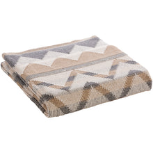 Load image into Gallery viewer, Adele Chevron Throw