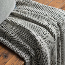 Load image into Gallery viewer, Kianna Knitted Throw