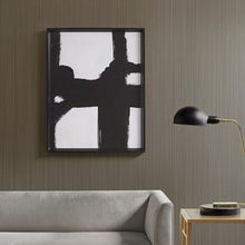 Load image into Gallery viewer, Abstract Ebony Framed Canvas