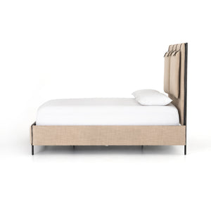 Layla Upholstered Bed