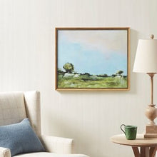 Load image into Gallery viewer, Fields of Grass II Framed Glass Wall Art