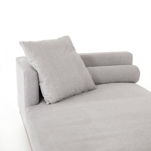 Load image into Gallery viewer, Brody One-on-One Chaise (Vail Silver)