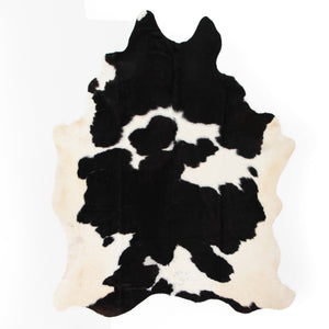 Cowhide Rug (Black & White)