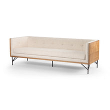 Load image into Gallery viewer, Halley Sofa (Thames Cream)