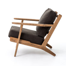 Load image into Gallery viewer, Brooke Lounge Chair (Dark Green)