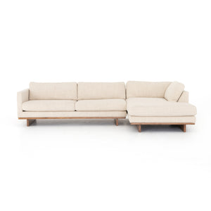 Avery 2-Piece Right Chaise Sectional