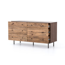 Load image into Gallery viewer, Harley 6 Drawer Dresser