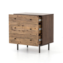 Load image into Gallery viewer, Harley 3 Drawer Dresser