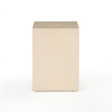 Load image into Gallery viewer, Hadley End Table (Parchment White)