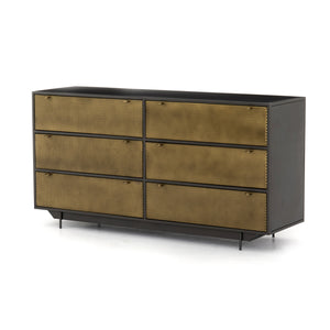 Hoover 6 Drawer Dresser