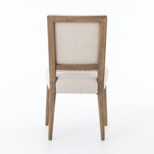Curtis Dining Chair (Dark Linen)
