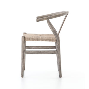 Mark Dining Chair (Weathered Grey Teak)