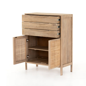 Sierra Tall Dresser (Natural)