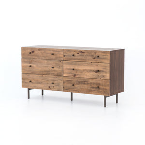 Harley 6 Drawer Dresser